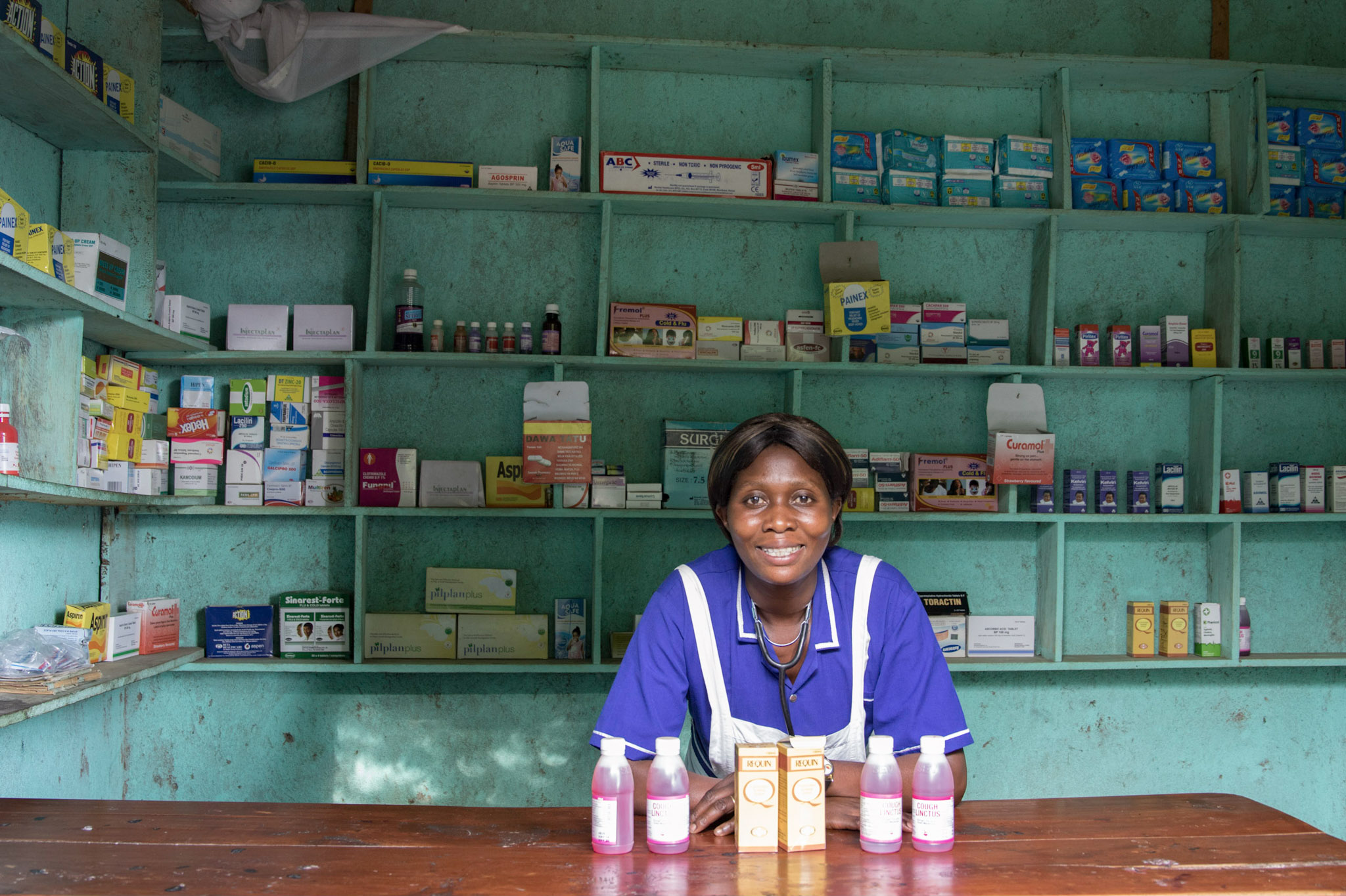 Improving Microfinance; Enhancing Health