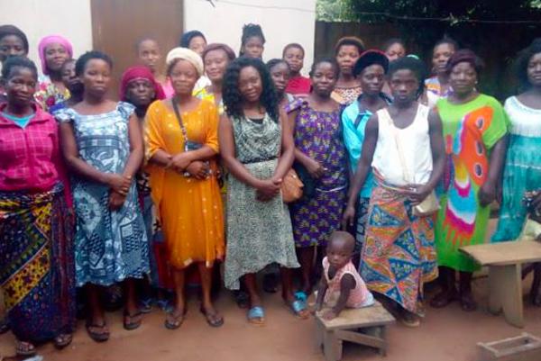 Main De Dieu Community Group